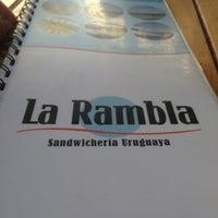 Foto tomada en La Rambla por Andrés E. el 4/14/2013