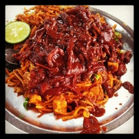 """Photo taken at Hameed """"PATA"""" Special Mee Sotong by Edward L. on 9/29/2012"""