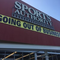 Photo taken at Sports Authority by Ina M. on 7/11/2016