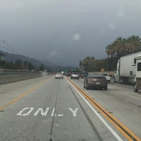 Photo taken at I-210 (Foothill Freeway) by Ina M. on 10/23/2016