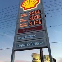 Photo taken at Shell by Ina M. on 12/21/2015