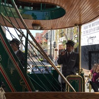 Photo taken at The Trolley At The Grove by Ina M. on 3/14/2016