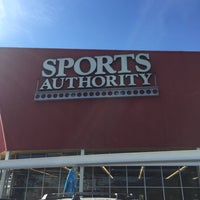 Photo taken at Sports Authority by Ina M. on 2/4/2016