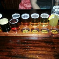 Photo taken at Great Dane Pub & Brewing Company by Kat C. on 2/18/2013