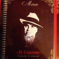 Снимок сделан в Al Capone пользователем Julia G. 7/16/2013