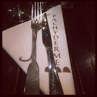 Photo taken at Le Pachyderme by William N. on 11/22/2012
