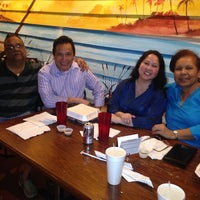 Photo taken at Latin House Grill by Cathy S. on 2/23/2014