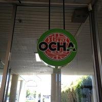 Photo taken at Ocha Tea Café by Yasmin E. on 5/31/2013