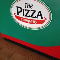 Photo taken at The Pizza Company by MILK H. on 3/8/2014