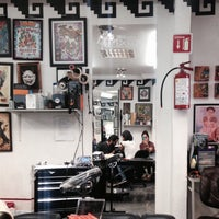 Photo taken at Tatuajes Mexico by Mariana G. on 5/19/2015