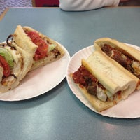 Photo taken at Dino's Subs and Pizza Shop by Anthony F. on 4/22/2013