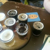 Photo taken at Worth Brewing Company by Raeanne V. on 3/22/2014