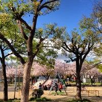 Photo taken at 西成区役所 by Banri T. on 4/4/2014
