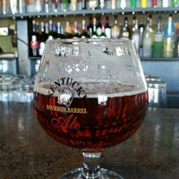 Photo taken at Battleship Brewhouse by Ed W. on 1/8/2014