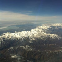Photo taken at Salt Lake City International Airport (SLC) by Hunter A. on 3/25/2013