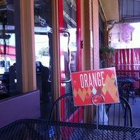 Photo taken at Dolce Vita Gelato & Espresso by Spenser C. on 3/2/2013