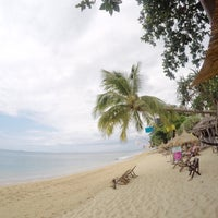 Photo taken at Lanta Palace Resort And Beach Club Koh Lanta by M Bahattin Ç. on 2/1/2017