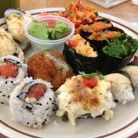 Photo taken at Sushi On by 🔮Lukkaew L. on 11/11/2012