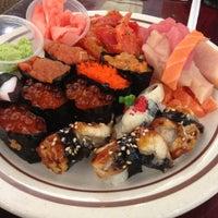 Photo taken at Sushi On by 🔮Lukkaew L. on 5/5/2013