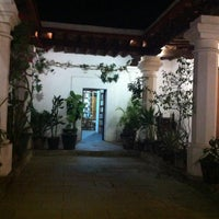 Photo taken at Instituto De Artes Gráficas De Oaxaca (IAGO) by Xochi L. on 1/19/2014