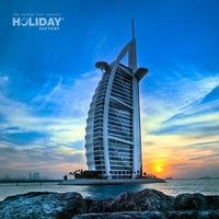 Photo taken at Burj Al Arab by Holiday F. on 5/31/2013