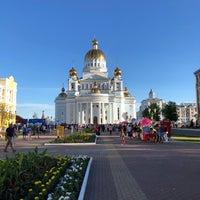 Photo taken at Saransk by tekilalatina on 6/20/2018