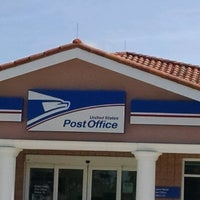 Photo taken at US Post Office by Rick T. on 10/8/2016