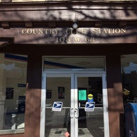 Photo taken at Country Club Post Office by John C. on 1/14/2014