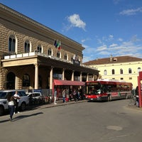Photo taken at Stazione Bologna Centrale by Francesco Luca R. on 5/17/2013