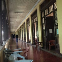 Photo taken at Mariano Marcos State University by Marlon C. on 5/19/2013