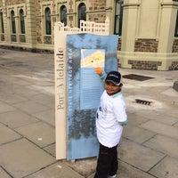 Photo taken at Port Adelaide Lighthouse by Aida Haron DGooi on 6/11/2014
