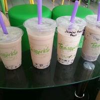 Photo taken at Tea Sparkle Navotas by Angelou D. on 5/15/2013