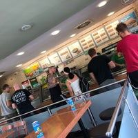 Photo taken at SUBWAY by A.M.K ⚓️ on 8/3/2018