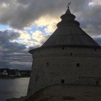 Photo taken at Pskov by Игорь П. on 6/20/2017