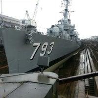 Foto tirada no(a) USS Constitution por Michelle K. em 10/14/2012