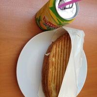 Photo taken at Nokta Cafe & Restaurant by Ririri on 8/7/2013
