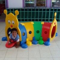 Photo taken at โรงเรียนวัดห้วยกรวด by Playground4U on 1/29/2014