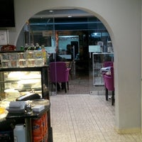 Photo taken at Saklı Bahçe Cafe by İhsan K. on 11/27/2013
