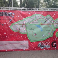 Photo taken at Christmas Run by Cynthia S. on 12/13/2014