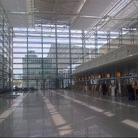 Photo taken at Terminal 2 by Markus E. on 4/16/2013