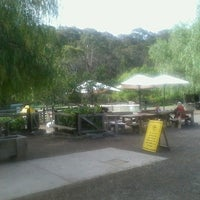 Photo taken at The Farm Cafe by Giulia S. on 4/23/2013