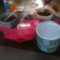Photo taken at R&R Gambang – West Bound by Hirfarisyam I. on 12/25/2012
