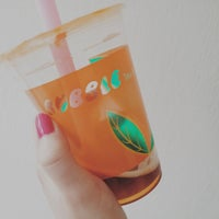 Photo taken at Tea One - Bubble Tea by ANNA S. on 3/13/2014