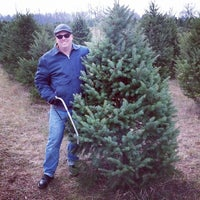 Photo taken at Arend Tree Farm by Joe N. on 12/1/2013