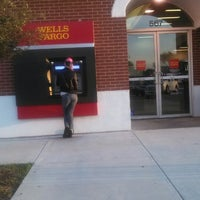 Photo taken at Wells Fargo by Barbie O. on 4/6/2013