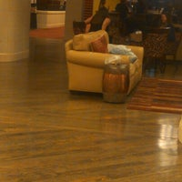 Photo taken at DoubleTree by Hilton Hotel Dallas - Campbell Centre by Barbie O. on 9/15/2012