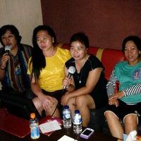 Photo taken at NAV Karaoke by Mecky B. on 10/15/2013