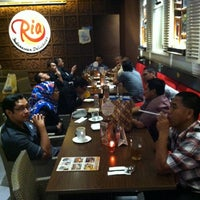 Photo taken at Ria Indonesian Delicacies by Rizal D. on 4/29/2014