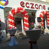 Photo taken at eCe eczanesi by Ayberk A. on 1/17/2014