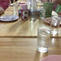 Photo taken at ร้านข้าวต้มไชโย by wiiz w. on 10/30/2012
